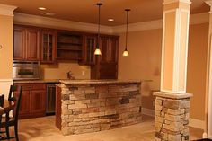 basement bar designs