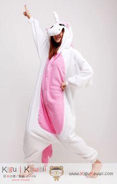 Pink Unicorn Animal Adult Kigurumi Onesie