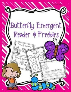 Butterfly Life Cycle Freebies