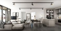 Oxley // 46-74 Stanely Street, Collingwood // Client: Urban Inc // Architecture and Interiors by Elenberg Fraser