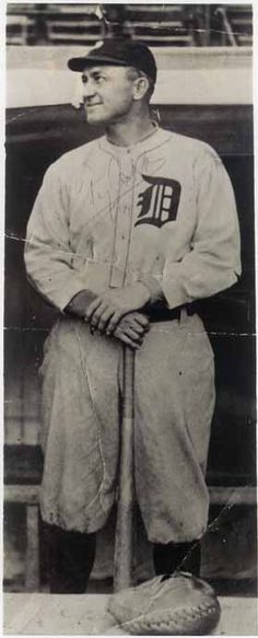 Ty Cobb Museum > Cobb Facts > Did You Know?