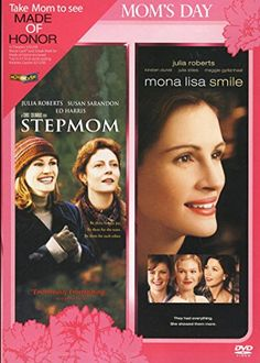 Stepmom / Mona Lisa Smile (Double Feature) Sony Pictures Home Entertainment http://www.amazon.com/dp/B001KWRBH2/ref=cm_sw_r_pi_dp_kCLxwb0HVQ770