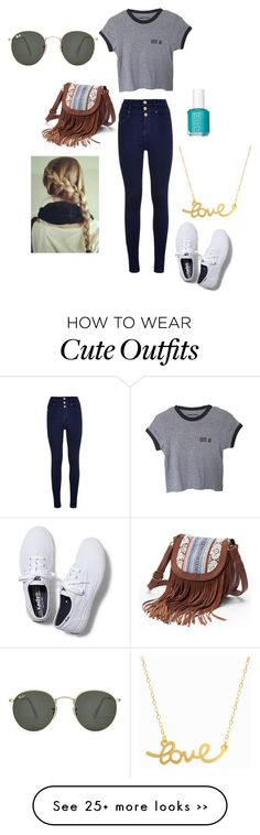 """Summer outfit"" by marionrandrianarisoa on Polyvore"