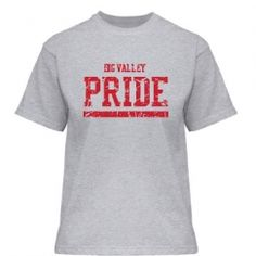 Big Valley Primary School - Adin, CA | Women's T-Shirts Start at $20.97