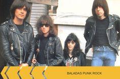 Las baladas punk rock : las mejores canciones de amor punk Ramones, Punk Rock, Leather Jacket, Blog, Jackets, Fashion, Vinyl Records, Events, Musica