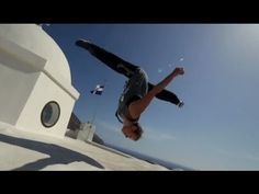 Epic Parkour and Freerunning 2015 - YouTube