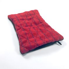 Sack Sack Classic: Red & Navy Stripe Body Powder, Navy Stripes, Getting Things Done, Routine, Zip Around Wallet, Old Things, Classic, Red, Get Stuff Done