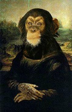 Mona Lisa'nın Teknoloji İle İmtihanı