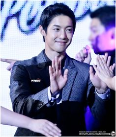 08062013 Kim Hyun Joong @ Lotte fanmeeting in Seoul by MurdererQ