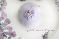 I have Lavender in my gardens and I love it~I love watching it..I love it's shape,it's scent..the way it sways in the wind..the way it fe...