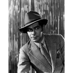 Paul Muni Canvas Art - (16 x 20)