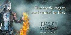 Empire of Storms quote.