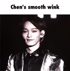 Chen's smooth wink
