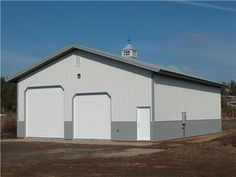 """Gable Roof Style Metal Building 