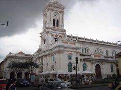 Cuenca church#3