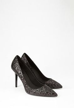 Glitter Pumps from Forever 21 $29,90