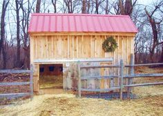 8x12 Saltbox Shed. Example shows optional sliding barn doors + modified height. Standard Plans $9.99, Kits - 2 people 28 hours + Fully Assembled in the northeast. Kits ship *Free in the continental US + eastern Canada. http://jamaicacottageshop.com/shop/salt-box-series-8x/ http://jamaicacottageshop.com/wp-content/uploads/pdfs/pdf8x12saltbox.pdf http://jamaicacottageshop.com/free-shipping/ #jamaicacottageshop #livestockshelter #barn #barns