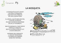 Música: La mosqueta - P3