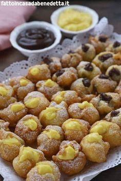 Vegan Cake, Vegan Desserts, Dessert Recipes, Beignets, Vegan Gains, Sicilian Recipes, Italian Cookies, Pastry Cake, Frappe