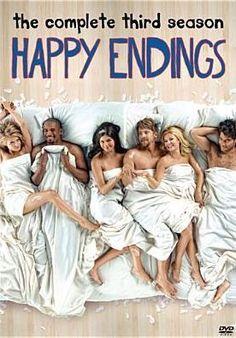 Happy Endings: Complete Third Season