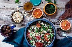 Happy Foods, Chana Masala, Salads, Healthy Recipes, Healthy Food, Curry, Ethnic Recipes, Animal, Diy