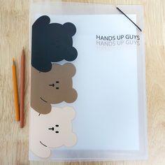 File Folder Organization, Document File, East Africa, Ivy, Stationery, Notebook, Hands, Bear, Paper