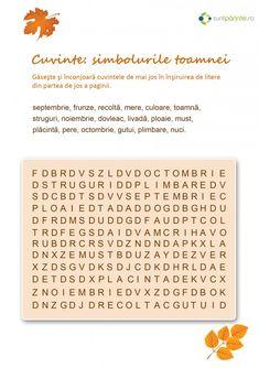 Joc cuvinte ascunse - SuntParinte.ro Funny School, School Humor, School Lessons, Owl, Parenting, Study, Words, House, Ideas