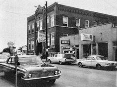 St Albans  corner of Main Street and Pennsylvania Ave
