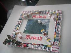 Macbeth Board game!