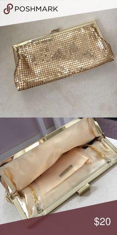 Selling this Gold sequin wristlet on Poshmark! My username is: elisemcmahon. #shopmycloset #poshmark #fashion #shopping #style #forsale #Style & Co #Handbags