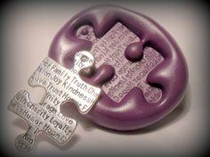 Autism, help solve the puzzle. #WearTOMS