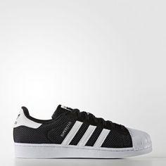 best service 69f18 672e3 adidas - Tenis Superstar Calzado Mujer, Tenis, Calzas, Negro, Superstars  Shoes,