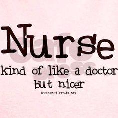 Nursing humor via Norma Asbury
