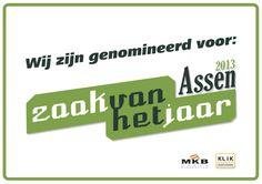 Verkiezing zaak van het jaar Assen 2013