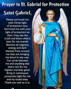 Prayer Verses, Faith Prayer, God Prayer, Catholic Quotes, Catholic Prayers, Catholic Saints, Prayers For Strength And Healing, Archangel Prayers, Saint Gabriel