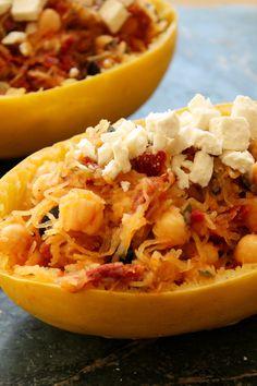 Stuff Smarter! 8 Spaghetti Squash Recipes For Weight Loss