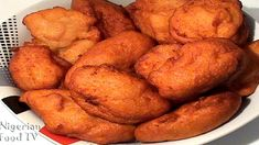 How to make Nigerian Akara (Acaraje,Koose)  Nigerian Food Recipes