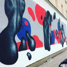 Nowy #mural w #katowice na #mariackatylna #interesting