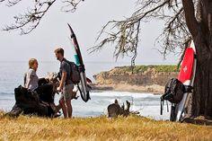 Koraloc Surf Backpack