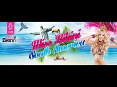 Miss Bikini 2015 Bikinis Nz, South America, Tropical, Color, Beautiful, Colour, Colors