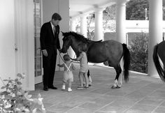 JFK, the Kids and macaroni