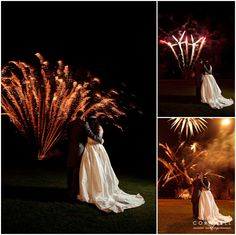 As we've just had fireworks night it reminded me of this lovely wedding at The Elvetham between Fleet and Hartley Wintney.