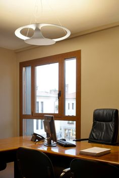 Glu suspension lamp - business office in Castelfranco Veneto ( TV ) #design