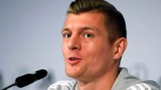 bb95bca9298 Spain s implementation of a strong Real Madrid nucleus has been backed by  Germany international Toni Kroos.The Real midfielder comes up against.