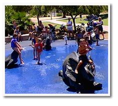 The Spray Pay at Desert Breeze Park, free, 660 N. Desert Breeze Blvd. chandler, az