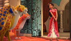 Elena z Avaloru Elena jest odważną i wielkodusznaą księżniczką zaczarowanego królestwa Avaloru. Więcej w : Disney Channel.