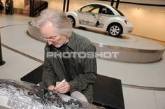 Klaus Voormann (Revolver Beetle) (Source- http://www.iheartklaus.com/vw.html)