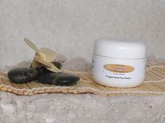 Peppermint Foot Balm by OffshoreBreeze on Etsy, $5.00