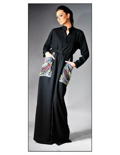 This is the image gallery of 5 Different Abaya Designs for Girls 2014. You are currently viewing Formal Wear Latest Fashion Abaya. All other images from this gallery are given below. Give your comments in comments section about this. Also share stylehoster.com with your friends. #abayadress