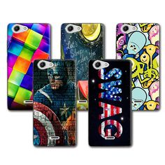 Lovely Art Painted Cute Phone Case Wiko Pulp 4G Case Cover Funda Wiko Pulp 4G+Free Stylus Pen